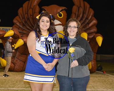 2015 RCHS Senior Night