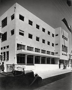Brenner House, Histadrut Center - 1934-1935