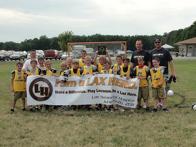 2011 Lax Heroes - Tournament Champions