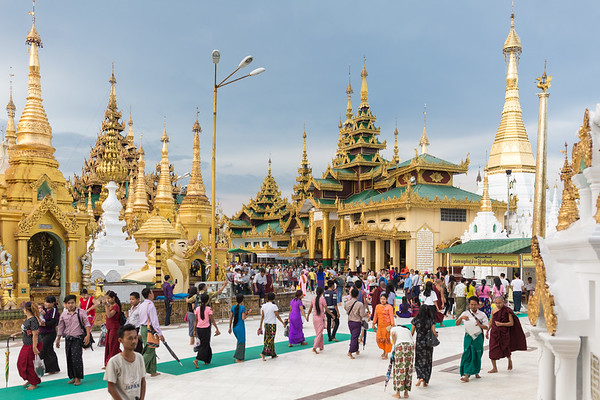Shwedagon - November 2017
