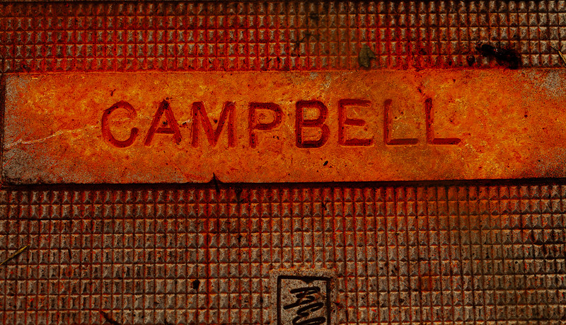 Campbell Sign, Campbell, California, 2010