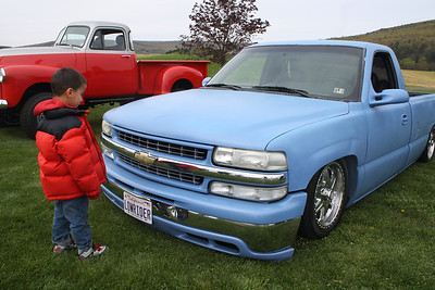 Car Show, Heisler's, Lewistown Valley (4-28-2012)