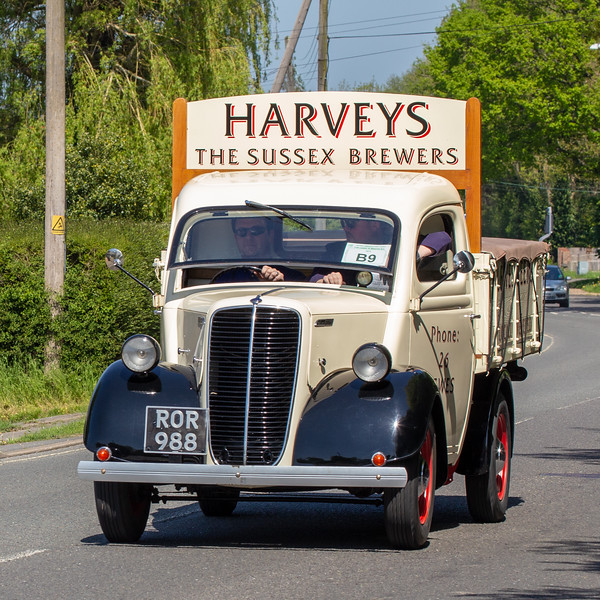 ROR988 1957 Fordson Thames