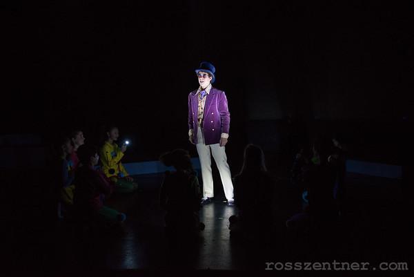 "Children's Theatre of Madison ""Wonka Jr"""