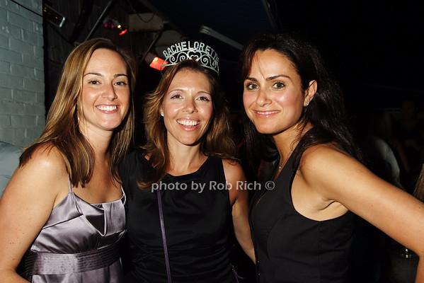 Meghan Kelly, Natasha Lagmarsino, Ana Domb photo by Rob Rich © 2008 516-676-3939 robwayne1@aol.com
