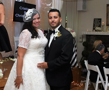 Cris & Christopher - August 6, 2016