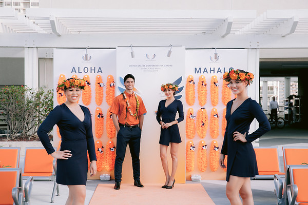 CURATE DECOR & DESIGN (Wing Spirit | Hawaii Convention Center)