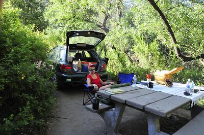 Pinnacles Camping - 06 2008