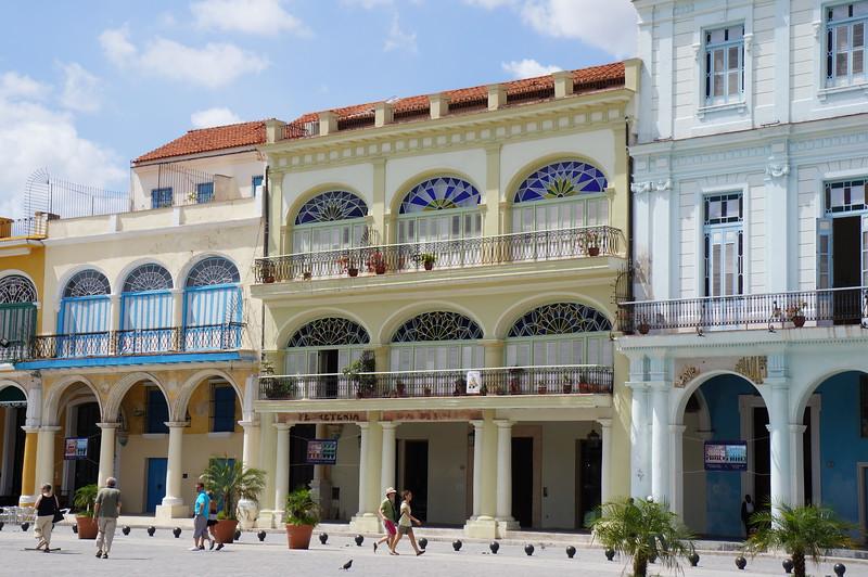 Plaza de Catedral - Justin D. Jacobson