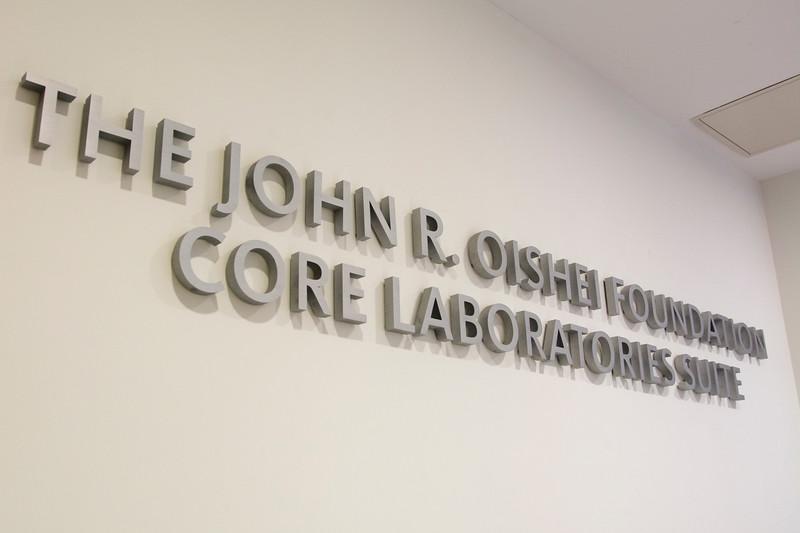 Oishei Core Laboratories Suite