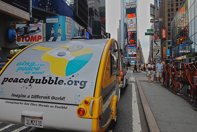 Peace Bubble Tour Highlights (2007-2008)
