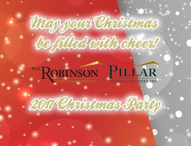 Pillar Financial Christmas Party 2017