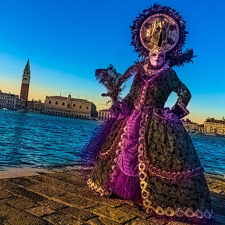 Carnivale Di Venezia II