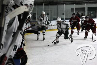Boys' Ice Hockey vs Concord 🏒 2016