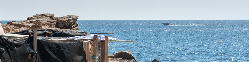 Day 5 - Smuggler's Cove, Moraira