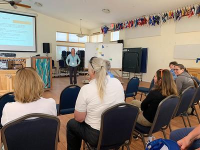 2019-06-09 Women Sailing Racing Clinic