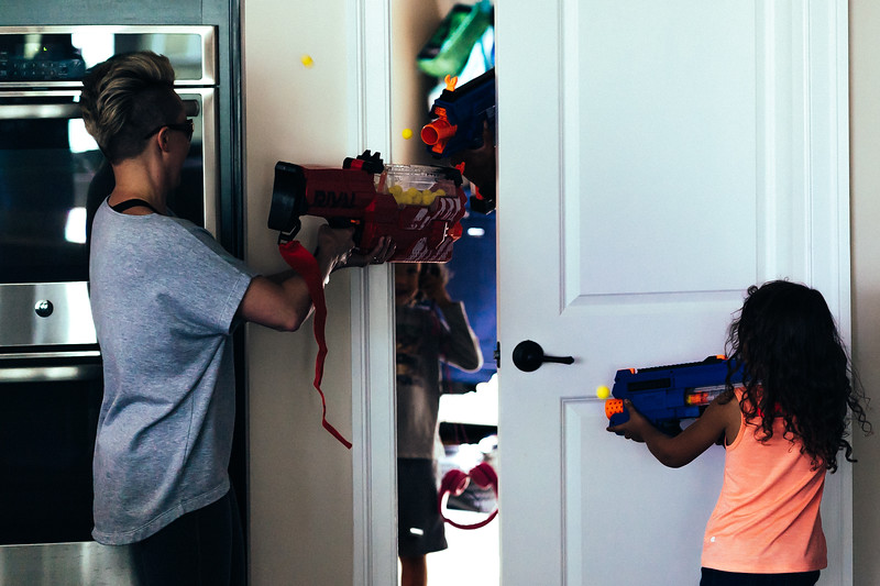 2018-09-02 London 1st Day of School - Nerf Battle-3322.jpg