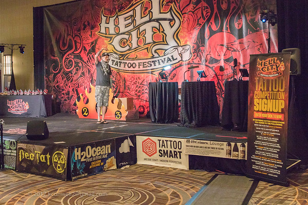 Hell City Tattoo Festival 2017