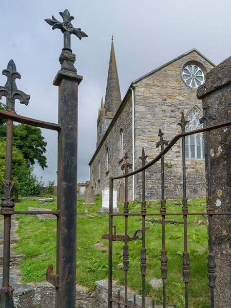 St Patrick's Cathedral, Killala Town, Killala, County Mayo, Republic of Ireland