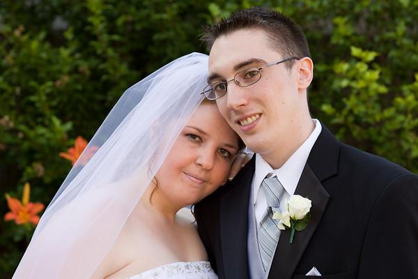 Chad and Lisa Wedding