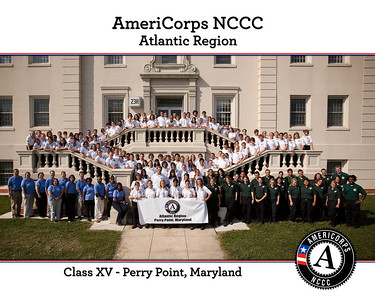 AmeriCorps NCCC - All Corps Photos - 2009