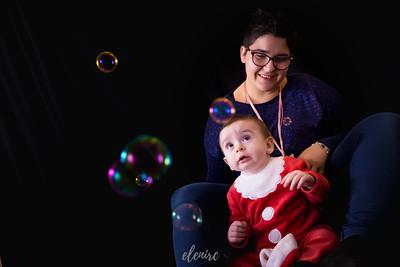 Isaac en Navidad