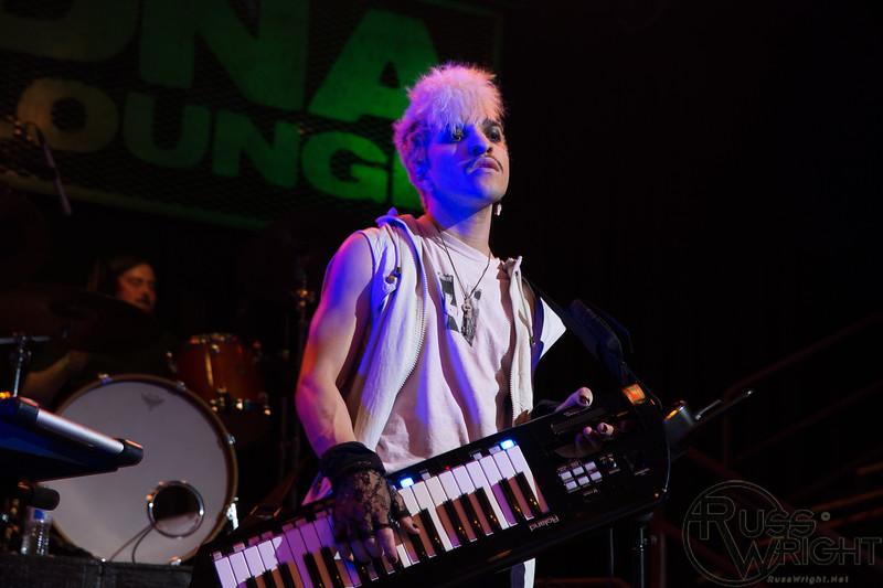 Limnus @ DNA Lounge, San Francisco, CA. May 2013
