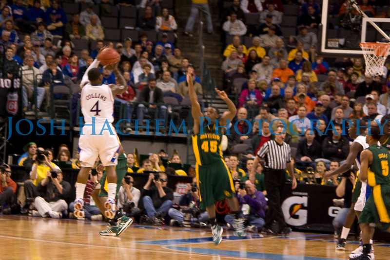 March 12, 2009 KU v Baylor MBB Big12 040