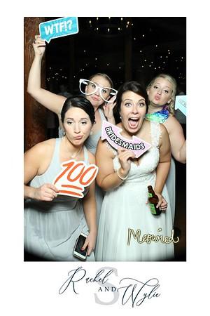 Rachel and Wylie's Wedding   9.8.18