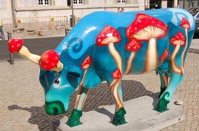 CowParade Lisbon