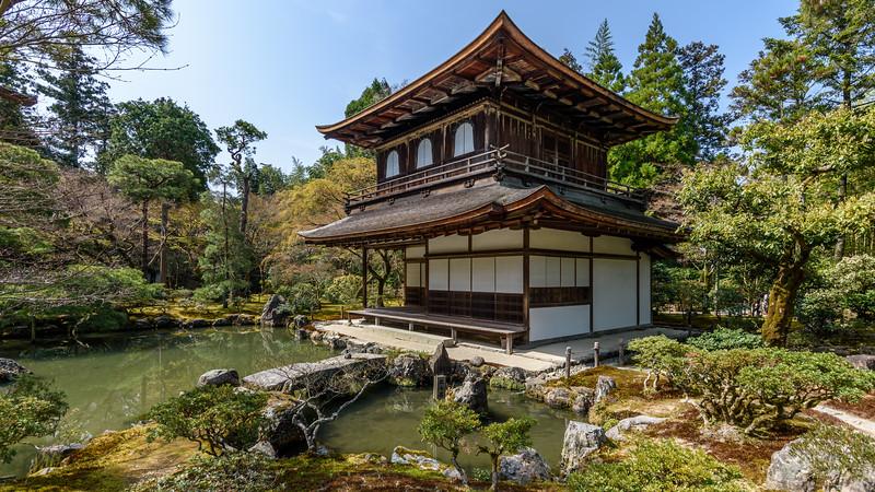 Ginkakuji || Kyoto