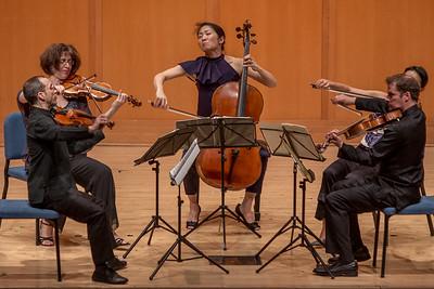 CMNW Summer Festival Viola Quintets