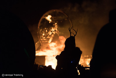 Burning Man 2016-  DaVinci's Workshop