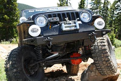 2009 Jeep Twin Cone