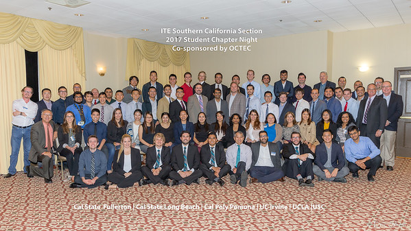 2017 Student Chapters Night