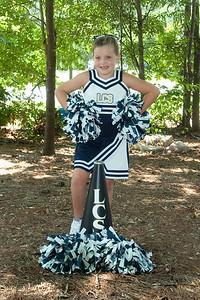 7-8 Cheerleaders