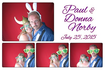 7-25 Paul & Donna Norby