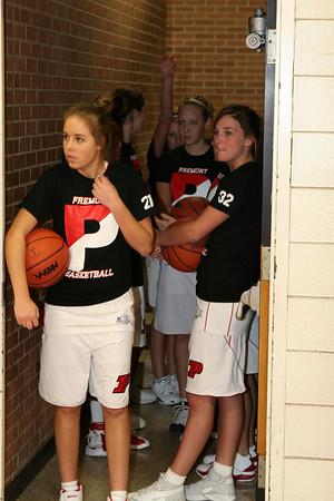 Girls Varsity Basketball - 2007-2008 - 12/17/2007 Coopersville