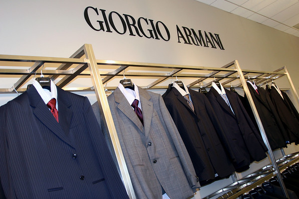 Armani Outlet Store Central Valley, NY