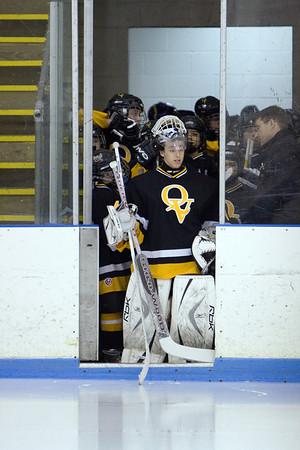 Moon Hockey, Freshman, 2010/02/02 vs Quaker Valley