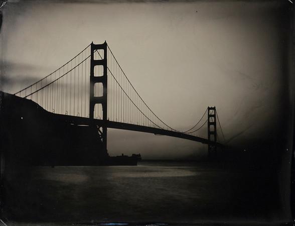 Gold Gate Bridge