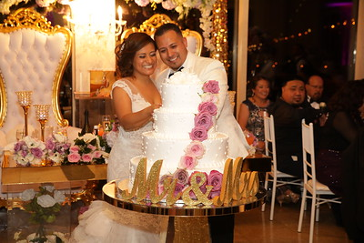 Rosy & Omar Wedding at Giando on The Water