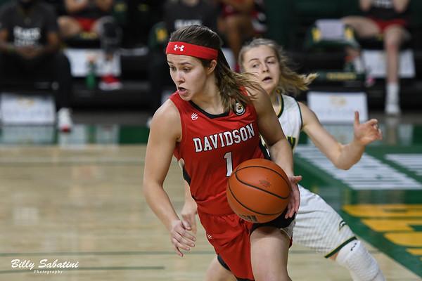 Davidson vs. Mason - February 20, 2021