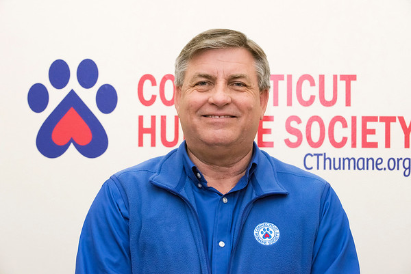 03/10/20 Wesley Bunnell | Staff Executive Director James Bias has recently taken over duties at the CT Humane Society in Newington CT.
