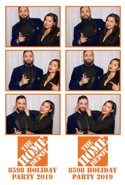 Home Depot Holiday Party (12/15/19)