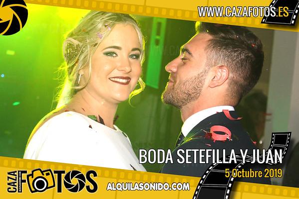 BODA SETEFILLA Y JUAN - 5 OCTUBRE 2019