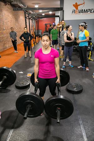 Revamped Fitness Derby 2