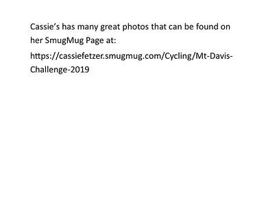 Cassie Fetzer MDC 2019