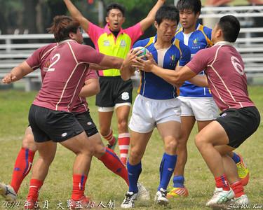 2014大專盃15s-公開組-台灣體院vs台北市立大學(NTCPE vs uTaipei)