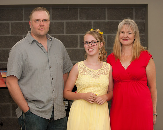 RSP - Elora Road Christian School - 2016 - Grade 8 Grad and SK and Mrs Byl